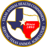 Texas Animal Health Commission Merges  Portions of Central and East Texas Regions