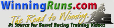 Winningruns.com #1 Source for Barrel Racing Training Videos