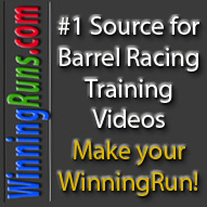 #1 Source for Barrel Racing Training Videos